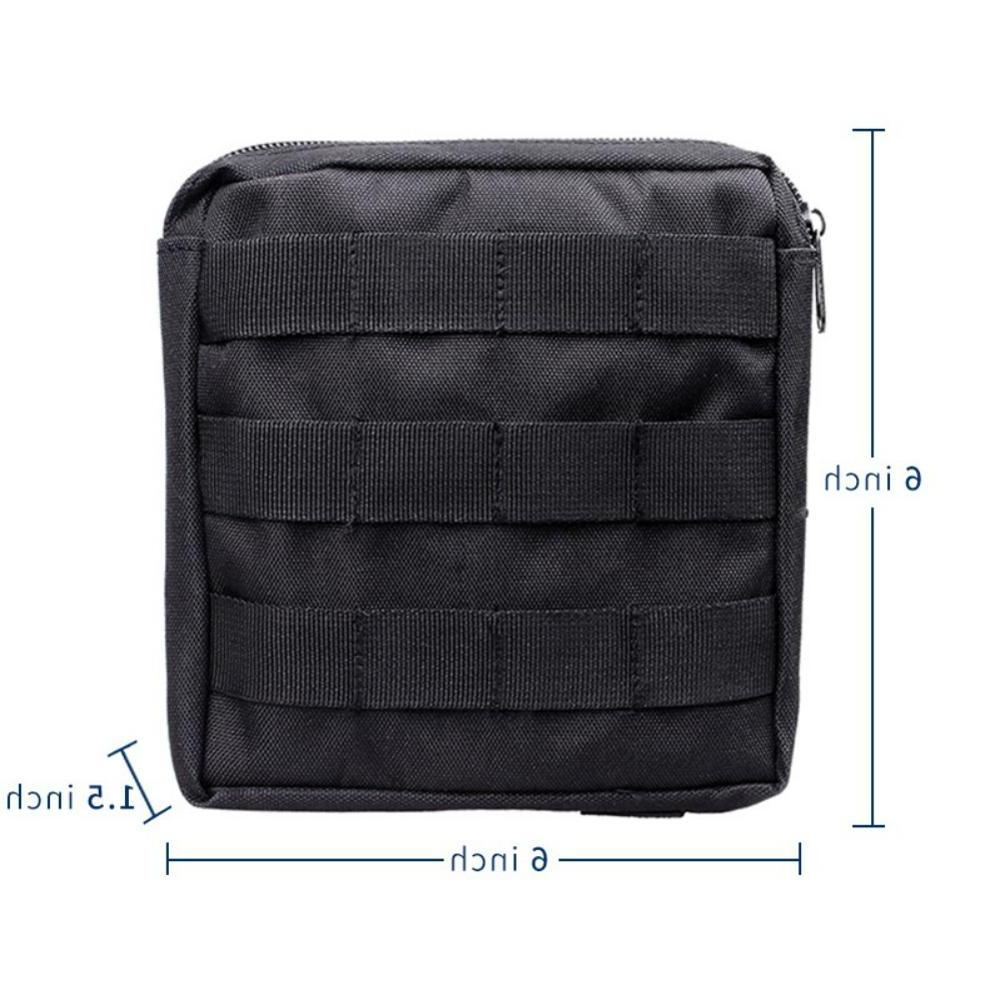 <font><b>Waterproof</b></font> Molle Bag Tool Outdoor Mini Portable <font><b>Hunting</b></font> Camping Hiking