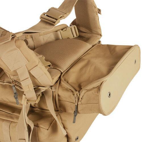 FOX MOLLE Bag Rifle 56-910
