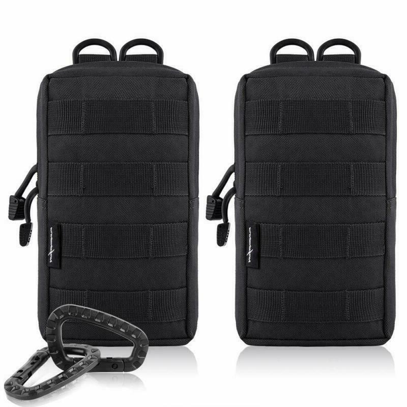 funanasun 2 pack molle pouches tactical compact