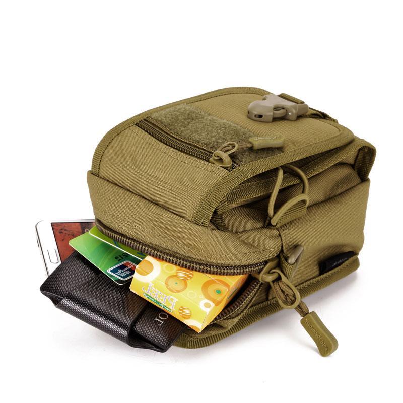 Protector Functional Pack Crossbody Military Duty Defense Ultra-light Range <font><b>Gear</b></font>
