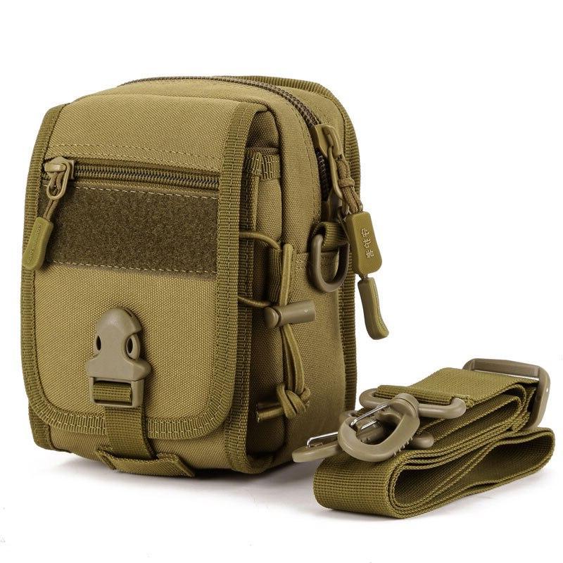 functional waist pack crossbody bag usa military