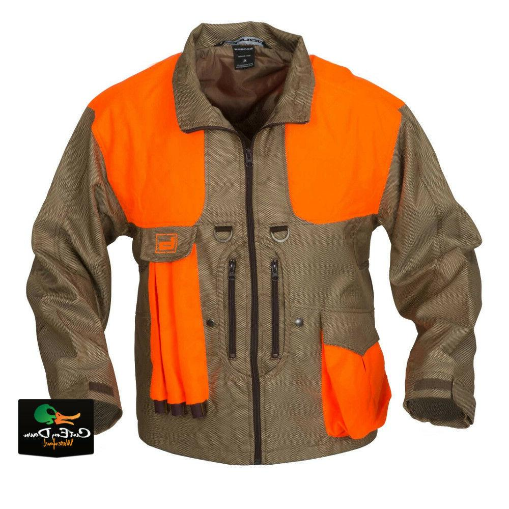 gear big stone oxford jacket upland hunting