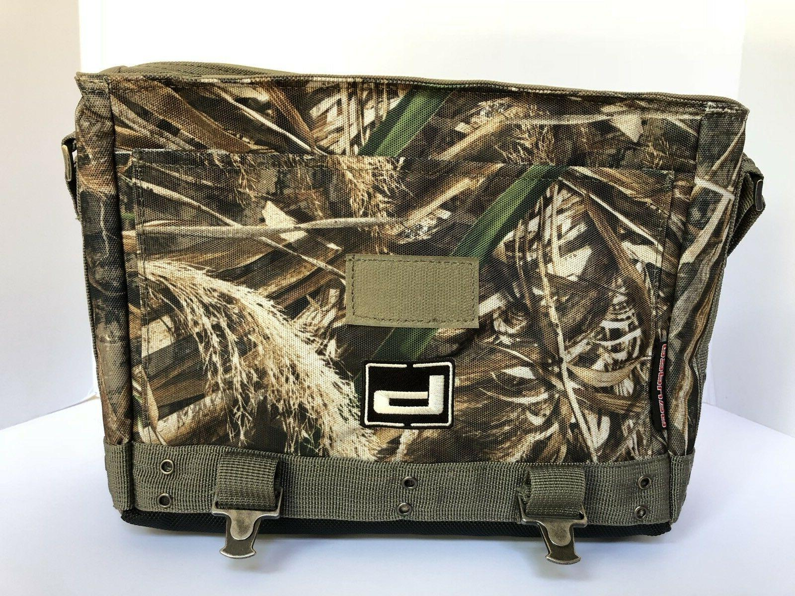 BANDED HUNTING GEAR BAG CAMO