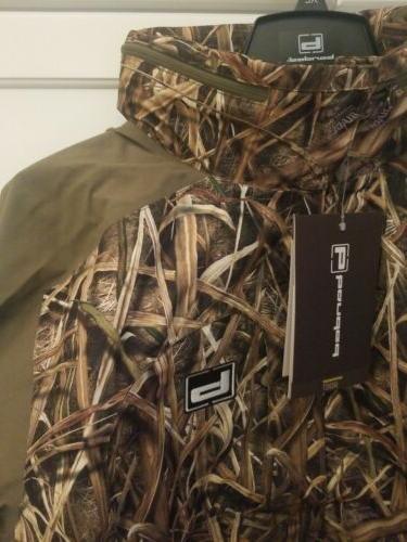 Banded Gear Pathfinder Waterproof Jacket Blades NWT