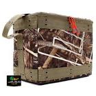 NEW BANDED GEAR 12 PACK SOFT SIDED ZIP TOP COOLER BAG REALTR