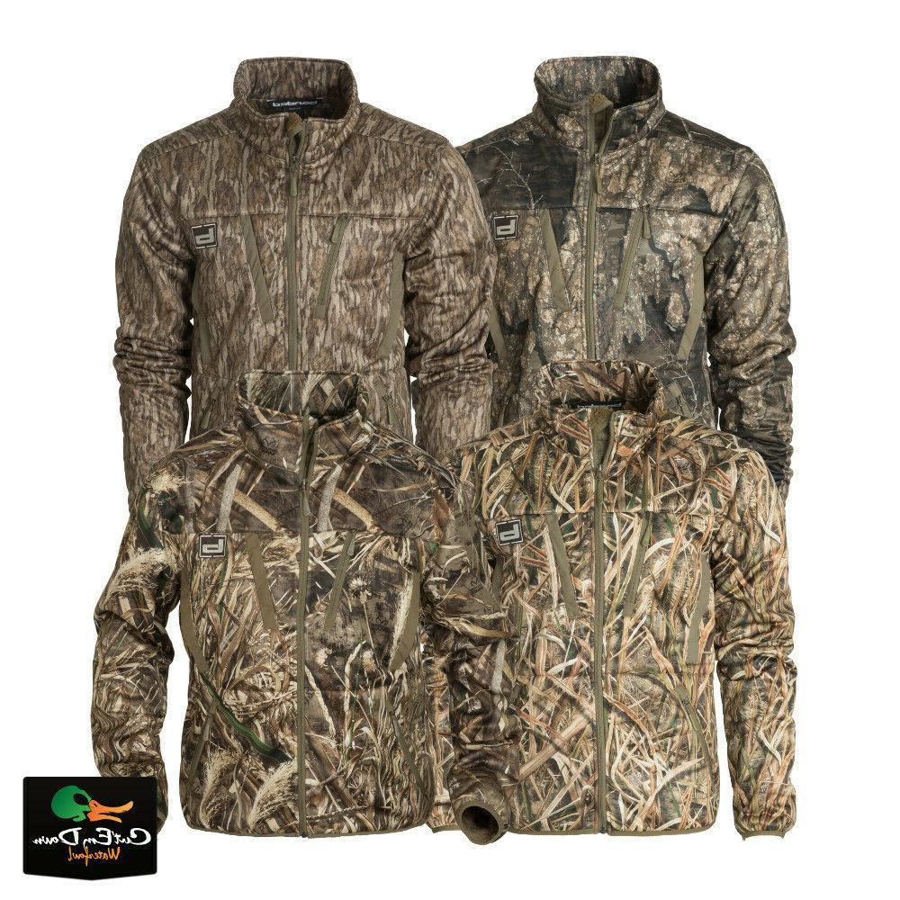 gear swift soft shell full zip jacket