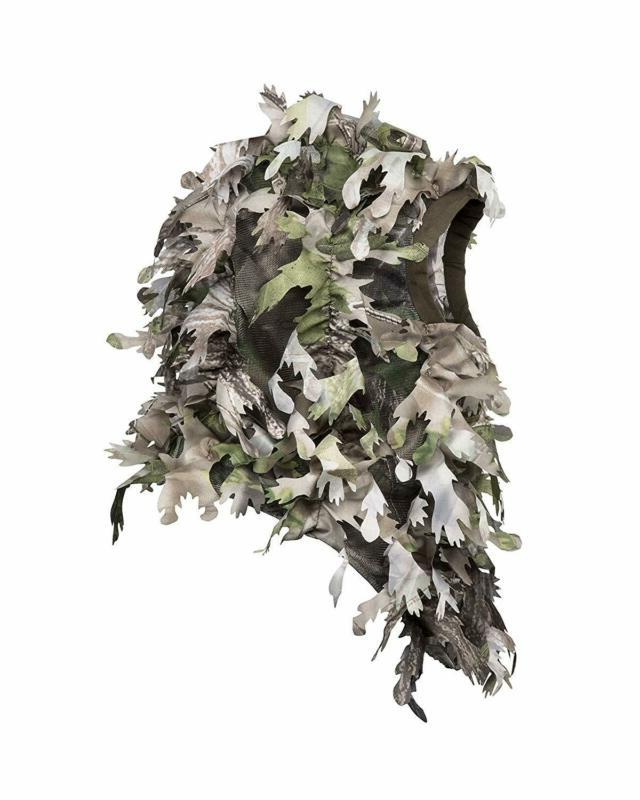 ghillie camouflage face mask hunting accessories hunting