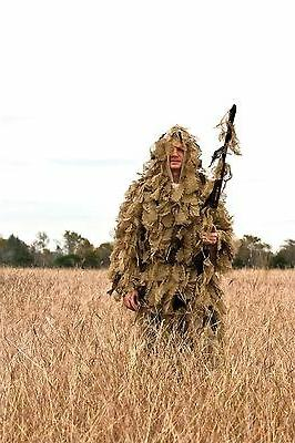 Ghillie Suit 3 pcs ~ Red Rock Big Game ~ OPEN COUNTRY ~ Size