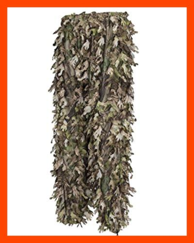North Mountain Gear Suit Hunting Leafy Camouflage W/Hooded