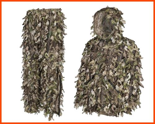 North Gear Suit Leafy W/Hooded