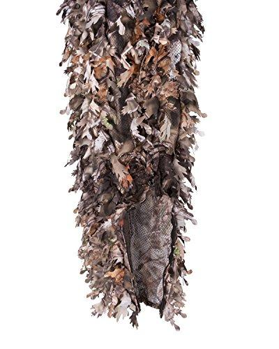 North Mountain Suit - Suit Suit Camouflage Suit w/Hooded & Pants Front Zipper, Pockets - Breathable, - Brown - XL