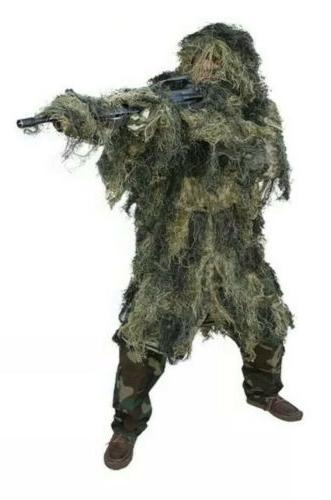 ghillie suit parka