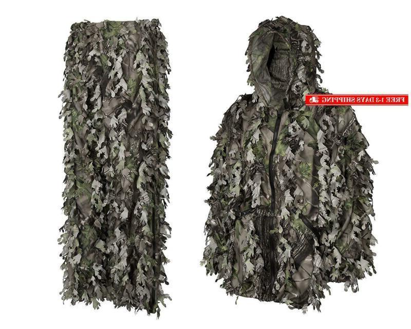 ghillie suit premium hunting clothes for men