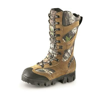 Giant Timber Insulated Waterproof Hunting Boots 1,400-gram
