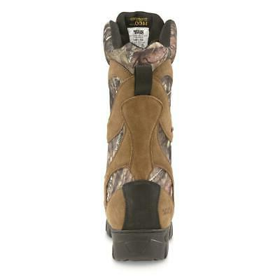 Giant Timber Insulated Boots 1,400-gram Oak