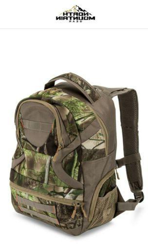 green camo alice backpack