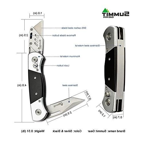 Heavy Duty Knife/Pocket Knife Blades/Box Cutter