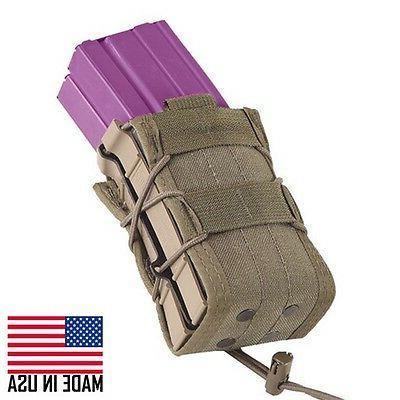 HSGI MOLLE Tactical Double Rifle Magazine Pouch