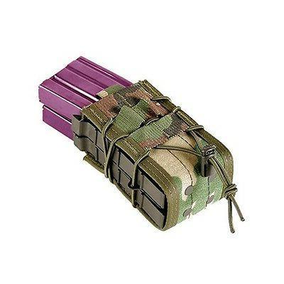 HSGI High MOLLE X2R Tactical Double Rifle Magazine Pouch