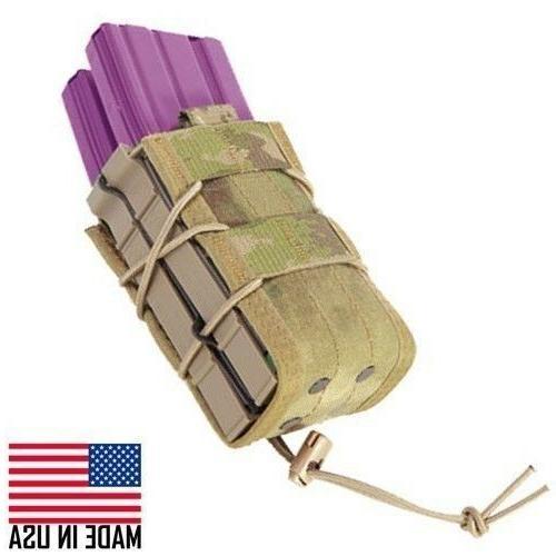 HSGI High Tactical X2R MOLLE Double Rifle Pouch