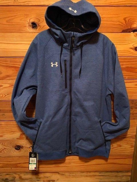 hooded jacket cold gear storm 2 mag