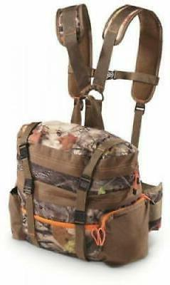 Hunting Backpack Pouch Hiking Gear Camo Day Pack Bag Tactica