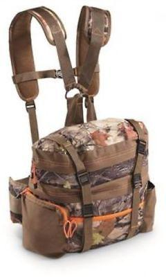Hunting Pouch Gear Camo Day Bag Tactical Storage Rucksack