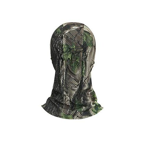 North Mountain Camouflage and Mask Set - - - Green