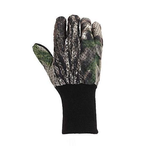 North Mountain Gear Hunting Camouflage and Face Mask - - Quiet - Breathable Green Woodland