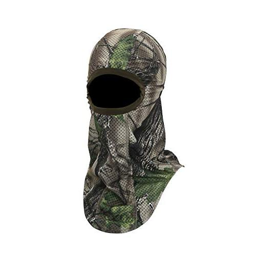 North Mask Green Camo