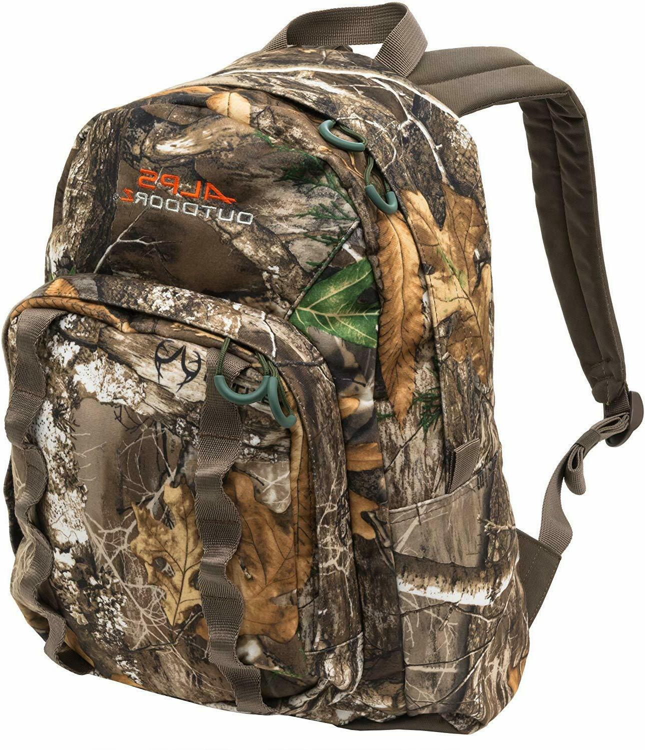 hunting daypack camo backpack utility pack realtree