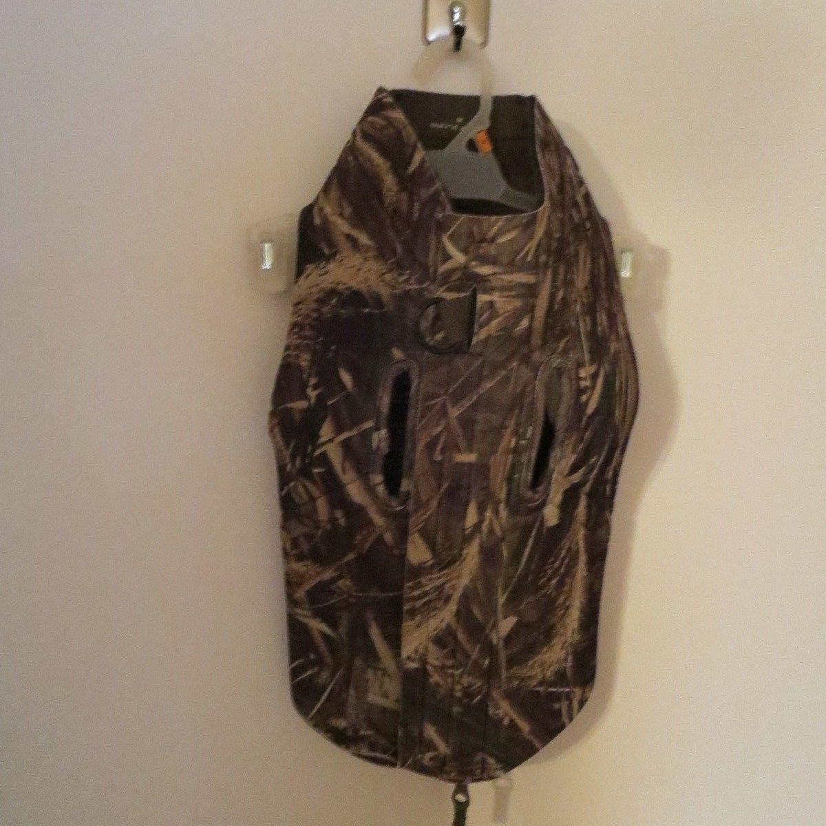 hunting gear boater s dog parka vest