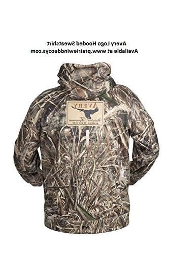 hunting gear logo hoodie max5