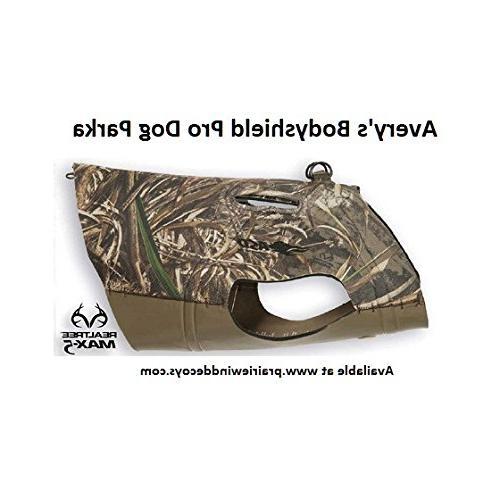 hunting gear shield dog parka
