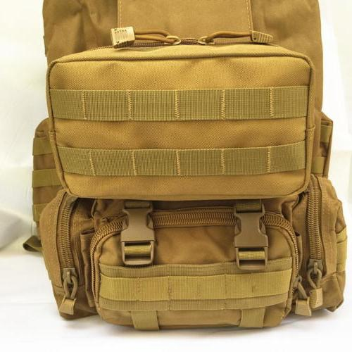 Hunting Storage Gear Molle Pouch Sundries Magazine