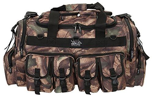 Mens Hunters Military Molle Cargo Gear Shoulder Bag