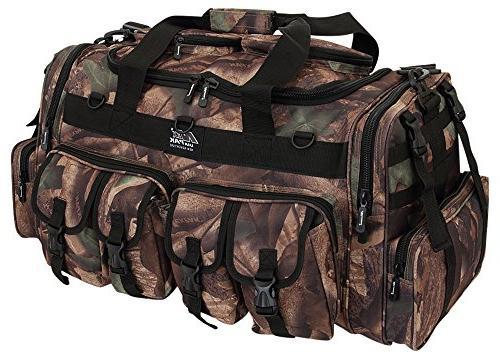 inch hunters duffel duffle military