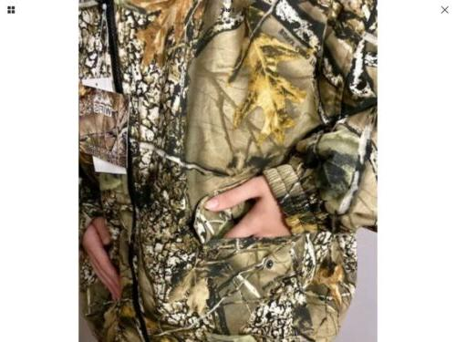 Insulated Jacket Camo Tan Element Winter M-2XL