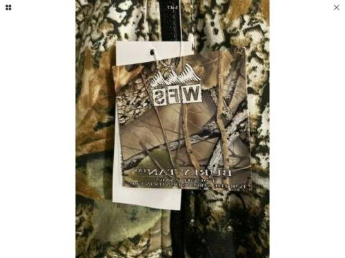 Insulated Camo Burly Element M-2XL
