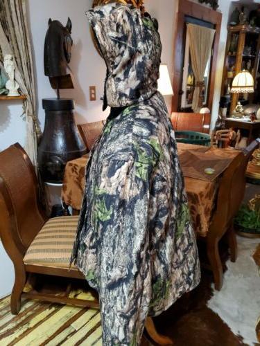 Insulated Hunting Jacket Coat WOODLAND WFS