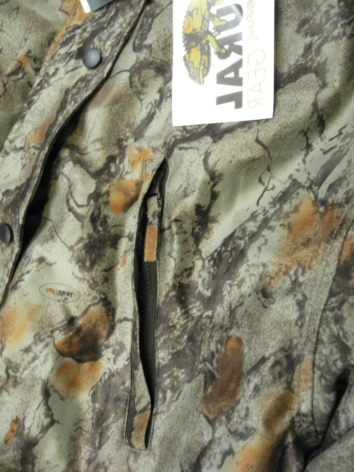 Natural Insulated - - - Camouflage - Hunting Jacket