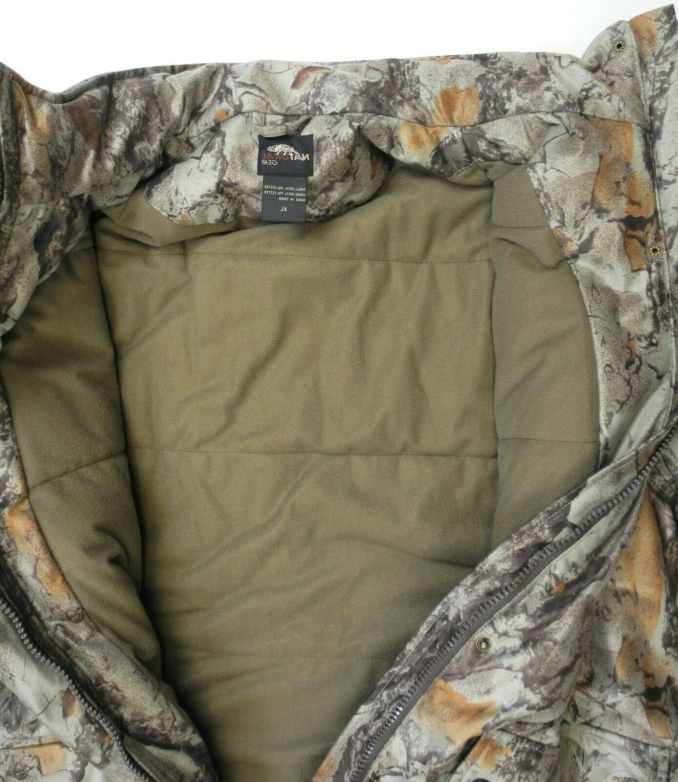 Natural Gear Insulated - XL - Jacket