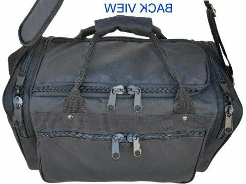Large Deluxe Shooters Range Bag Concealed Ammo Gear