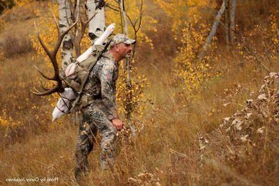 Large Freight Camo Gear Pack Game Elk Hiking