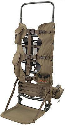 Large Hunting Backpack Frame Freight Best Hiking Elk Meat Ge