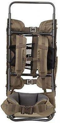 Large Backpack Freight Hiking Camo Gear Elk Meat