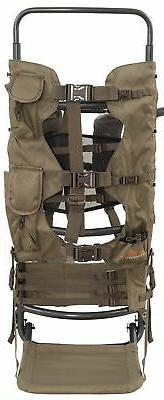 Large Backpack Frame Meat Gear Pack Camo