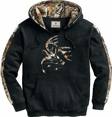legendary whitetails men s camo outfitter hoodie