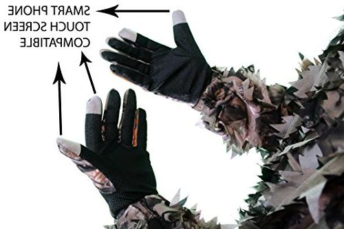 North Mountain Lightweight Gloves With Touch Screen - Archery Outdoors