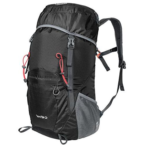 lightweight water resistant backpack foldable